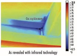 Thermbox real thermal imaging photos for home inspections